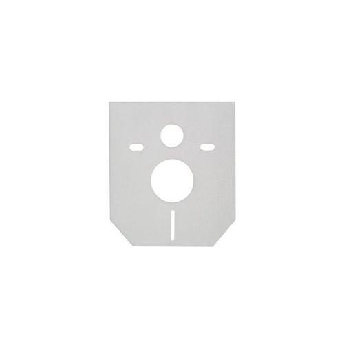 Przekładka akustyczna do misek oraz bidetów wiszących