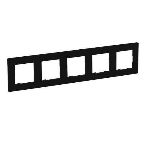 Niloe Step ramka czarna pięciokrotna