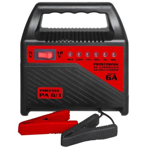 Prostownik do ładowania akumulatorów PA 6/1