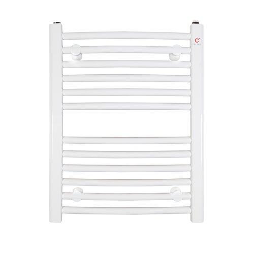 Grzejnik łazienkowy Berto 60x50 cm, biały