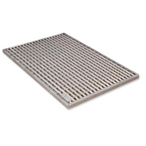 Ruszt kratowy Vario, wym. 60x40x2 cm, oczko 9x13 mm stal ocynkowana ACO