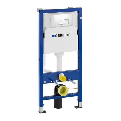 Stelaż WC podtynkowy Geberit Unifix przycisk Delta 50 458.117.11.1