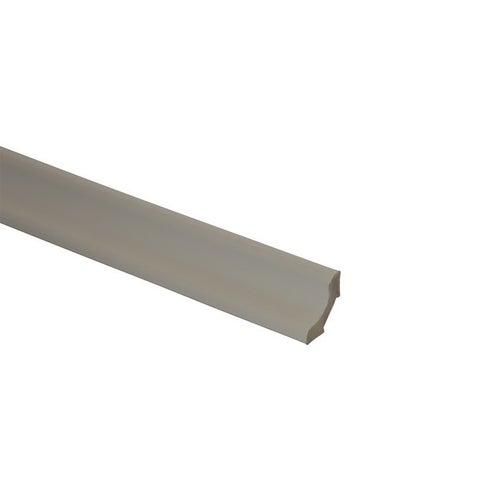Ćwierćwałek PVC biały 20x20x2700  mm