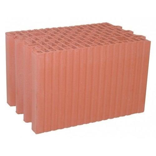 Pustak ceramiczny Porotherm 25 E3 500 250x500x238 mm kl 15 8,0 szt./m2