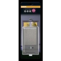 Oprawa solarna Door LED 3W IP44 czujnik ruchu srebrna