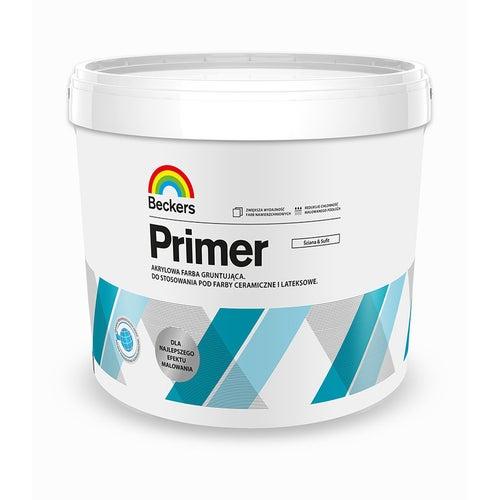 Farba gruntująca Beckers Designer Primer 10l