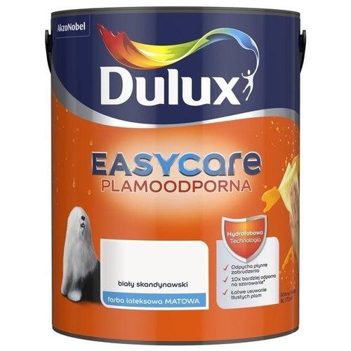 Farba Dulux EasyCare biały skandynawski 5l
