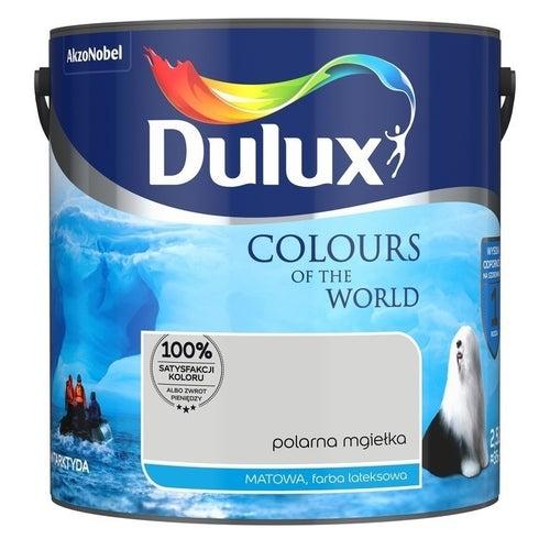 Farba Dulux Kolory Świata polarna mgiełka 2,5l