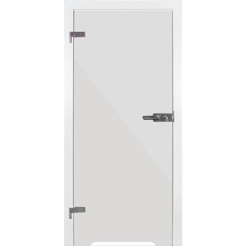 Skrzydło łazienkowe Plato 80 lewe biały