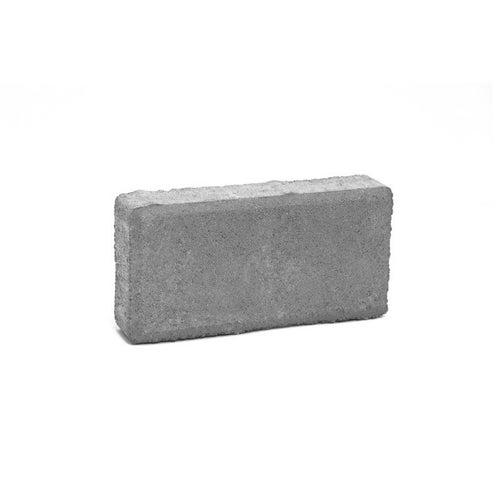 Kostka brukowa Bruk-Bet Holland szara gr. 4 cm gładka wym.10x20 cm