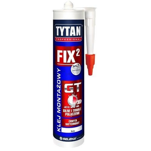 Klej montażowy Tytan FIX2 High Tack 290 ml