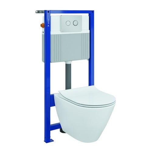 Zestaw podtynkowy WC Cersanit Arago