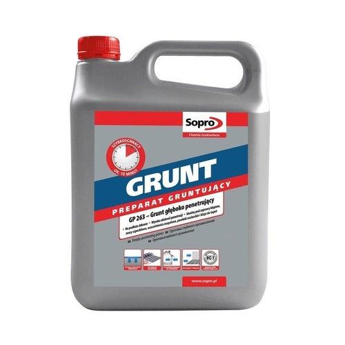 Grunt GP 263 Sopro 4 kg