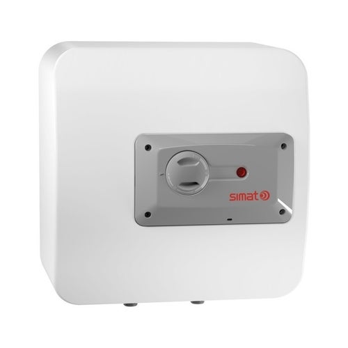 Elektryczny ogrzewacz wody Simat 15 l podumywalkowy