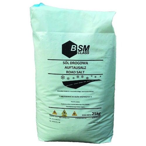Sól drogowa 25 kg