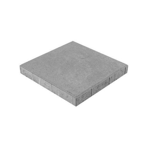 Płyta chodnikowa Bruk-Bet szara 35x35x5 cm gładka