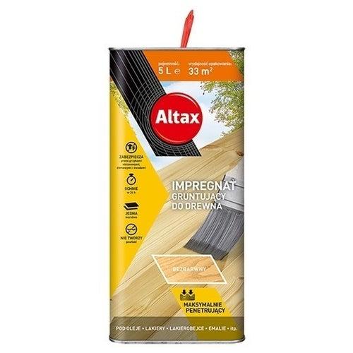Impregnat gruntujący Altax 5l