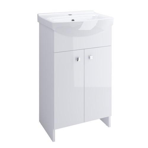 Zestaw szafka z umywalką Cersanit Rubid 50 cm S805-001