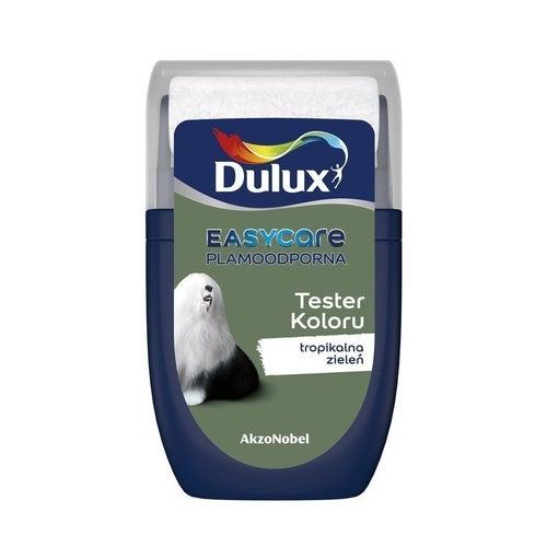 Farba Dulux EasyCare tropikalna zieleń 0,03l