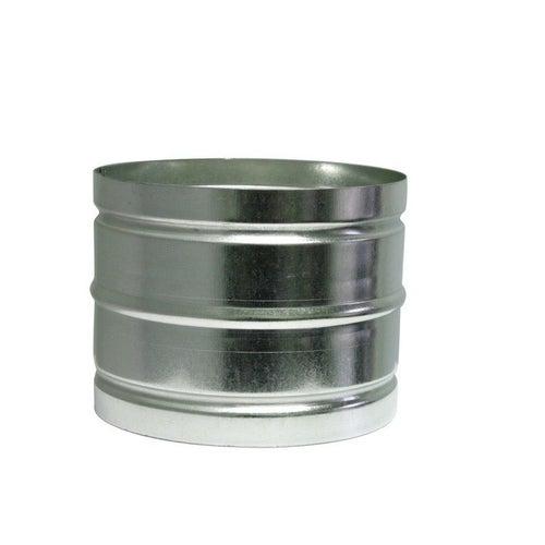 Nypel do rury wentylacyjnej aluminiowej fi 130 mm