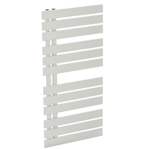 Grzejnik łazienkowy Namelesss 120x50, biały