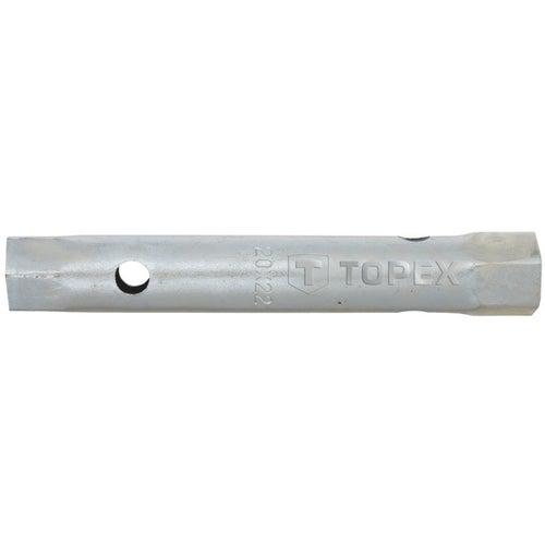 Klucz rurowy dwustronny 16x17 mm