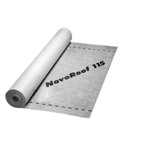 Membrana dachowa 115 g/m2 wysokoparoprzepuszczalna 1.5x25 m