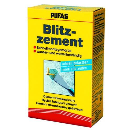 Cement błyskawiczny Pufas 1kg