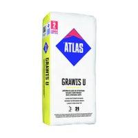 Zaprawa klejąca do styropianu i siatki Atlas Grawis U 25 kg
