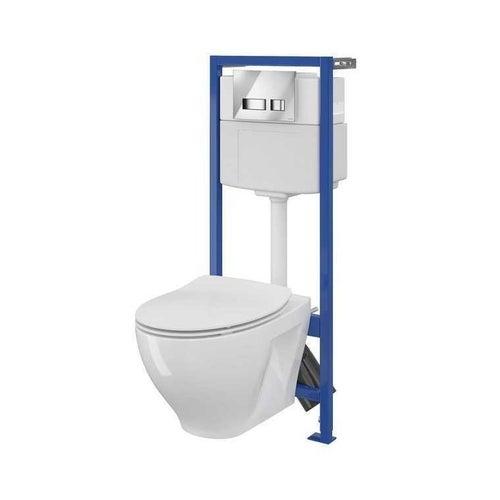 Zestaw podtynkowy WC Cersanit Corlo