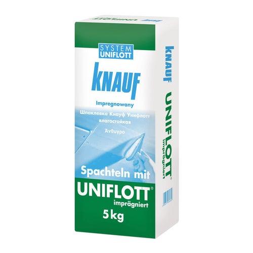 Knauf Uniflot impregnowana masa gipsowa 5 kg