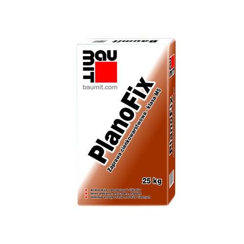 Zaprawa murarska cienkowarstwowa Baumit PlanoFix 25 kg