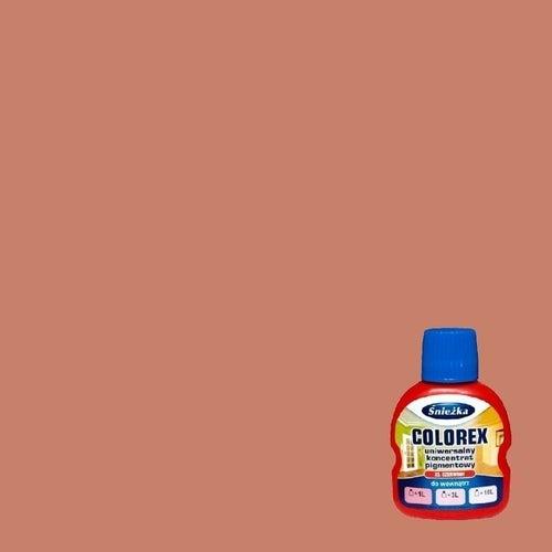 Pigment do kolorowania Śnieżka Colorex orzech średni 123 ml