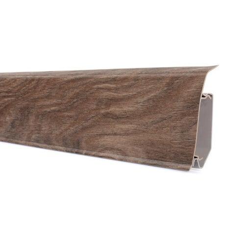 Listwa przypodłogowa Evo 2500x70x21mm Drzewo Sandałowe