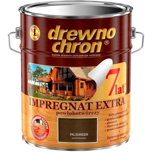 Impregnat Drewnochron Extra palisander 9l