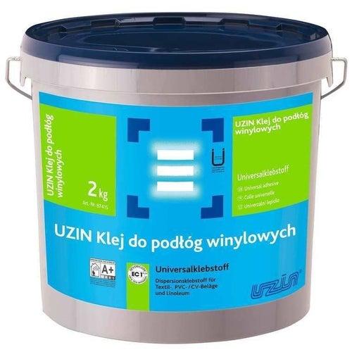 Uzin Klej do podłóg winylowych opak. 2 kg