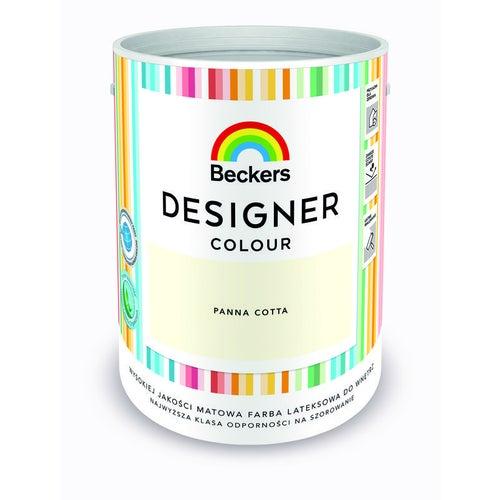 Farba Beckers Designer Colour panna cotta 5l