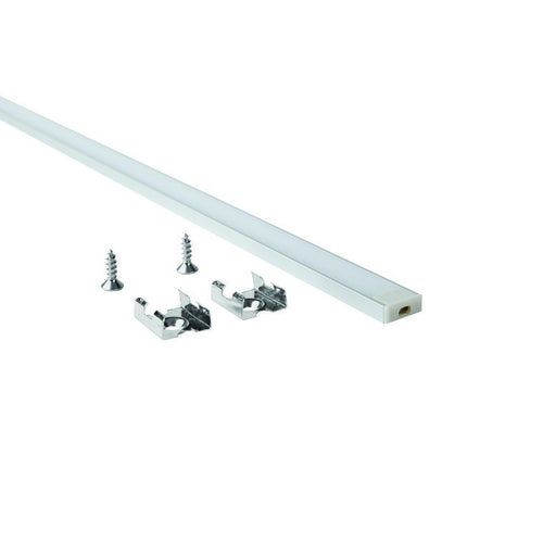 Profil aluminiowy do taśm LED Micro aluminum 2m