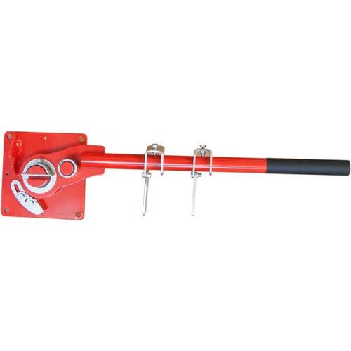 Giętarka ręczna do prętów zbrojeniowych 4PRO / GRO3 / łożysko