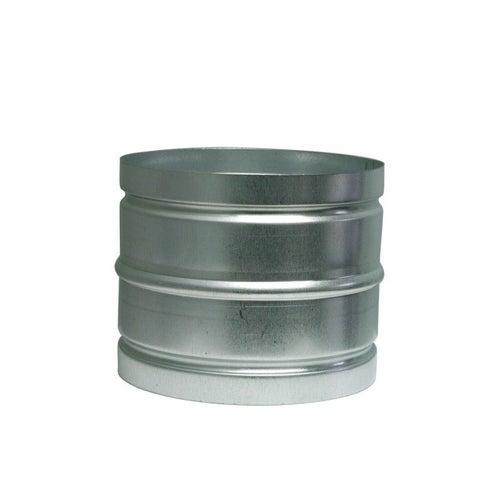 Nypel do rury wentylacyjnej aluminiowej fi 120 mm