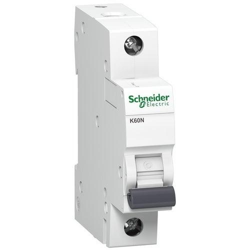 Wyłącznik nadprądowy K60N 1P B 6A A9K01106 Schneider