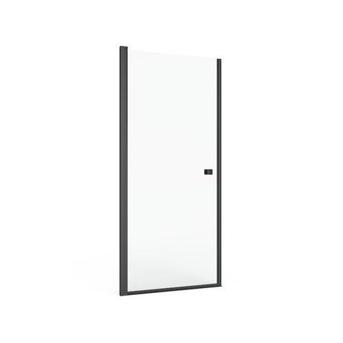 Drzwi prysznicowe Roca Capital Black 80x195 cm AM4708016M