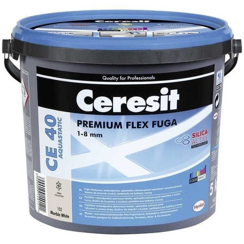 Fuga CE40 Color Perfect 102 marble white 5 kg