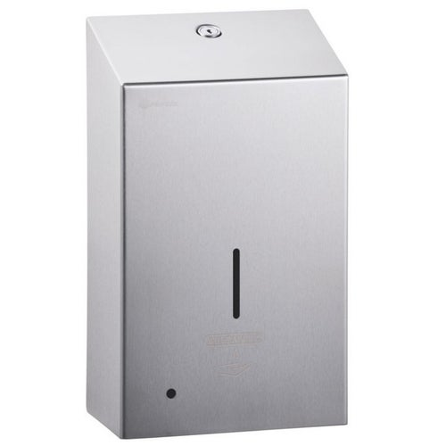 Automatyczny dozownik mydła w pianie Merida Top Automatic, stal matowa, DSM501