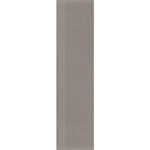 Stopnica Concept ciemnoszara 29.7x119.7 cm