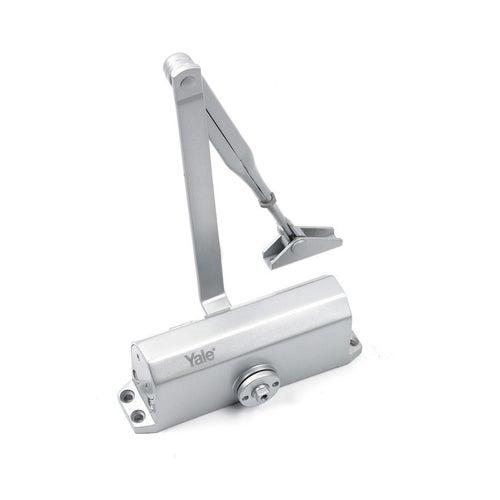 Samozamykacz drzwiowy MP522 srebrny