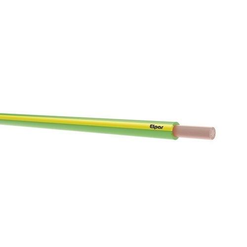 Przewód H07V-K (LGY) 16 żółto zielony 1m