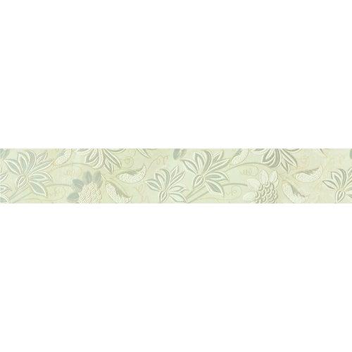 Listwa ścienna Versus biała 9,5x59,8 cm