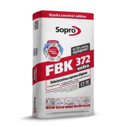 Zaprawa Klejowa FBK372 Extra Sopro 22.5 kg