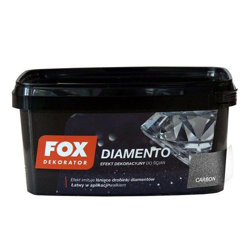 Farba Fox diamento carbon 1l